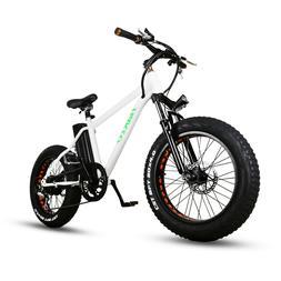 """20"""" Electric Bike Fat Tire Mountain Bicycles 300W City E-bik"""