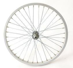 "20"" Kids Youth BMX Bike Front Wheel Aluminum Rim 3/8"" Axle S"