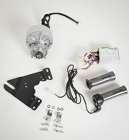 250W 24V electric brush motor conversion kit bicycle w contr