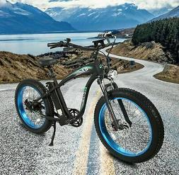 """26"""" 1000W 48V Mountain Electric Bike Bicycle EBike E-Bike Re"""