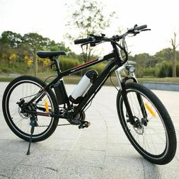 "26"" Electric Bike Adult Mountain Bicycle E-bike 36V Removabl"
