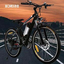 26'' Electric Bike Shimano Mountain Bicycle E-Bike City E Cy