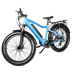 """Eunorau 26"""" Fat Tire Model FAT-HD 1000W E-Bike"""
