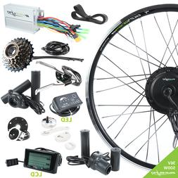 """ebikeling 36V 500W 26"""" Geared Front Rear Electric Bicycle Co"""