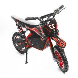 36V Electric Mini Dirt Bike eBike Ride-On Motorcycle up to 1