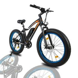 ECOTRIC 36V500W Mountain Beach City Electric Bicycle eBike P