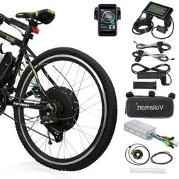 1000W Electric Bicycle Motor Conversion Kit Cycling Rear Whe