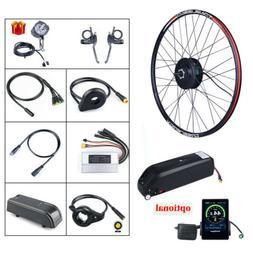 Bafang 48V 500W Rear Wheel Hub Motor Electric Bike Conversio