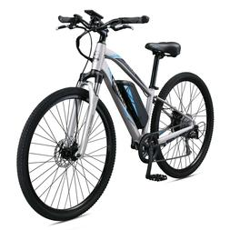 Schwinn 700c Womens Sycamore Sport Electric Bicycle 350-Watt