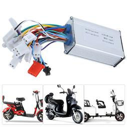 Aluminium Electric Scooter Electric Bicycle 36V Brushless Co