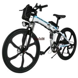 """Brand  Electric Adult 26"""" Aluminum Frame Lithium Battery Mou"""