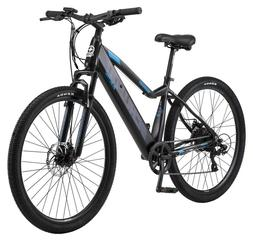 Schwinn Boundary ELECTRIC Mountain Bike, 29-inch wheels, 7 s