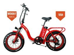 BPM BAFANG F15RZ 1000W 21AH Fat Tire 48v Electric Bicycle Fo