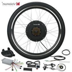 """26"""" Rear Wheel 36V 500W Electric Bicycle Ebike Conversion Ki"""