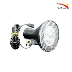 jueshuai Electric Bike 36v Light 7 LED Headlight Plastic Lon