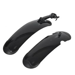"""Electric Bike Fenders for ECOTRIC 26"""" Fat Tire Mountain Elec"""