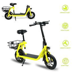 Electric Bike Portable Bicycle 350W Motor Lithium Battery EB
