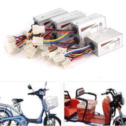 Electric Bike Scooter Brush Controller Accessories  24V/36V/