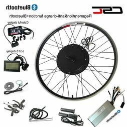 Electric Bike Wheel Conversion Kit 500W 1000W 1500W 48V Rege