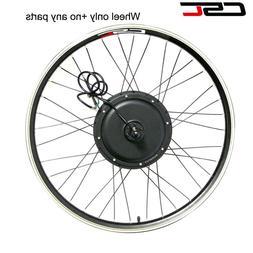 Electric Bike Wheel Hub Motor Engine 36V 500W 1000W 1500W 48
