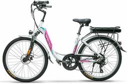 Cyrusher Electric Bike XF200 500W 14AH 48V Electric Bicycle