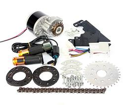 L-faster 250W Electric Conversion Kit for Common Bike Left C