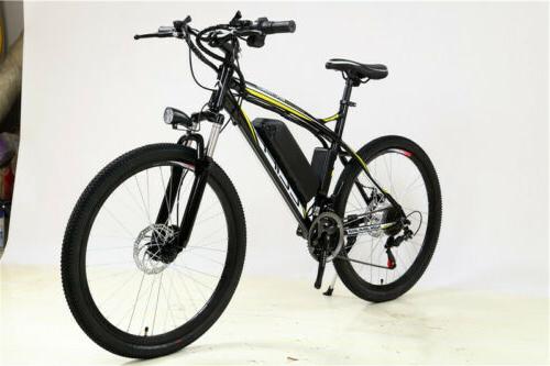"""26"""" 12Ah Mountain Electric Bike EBike"""