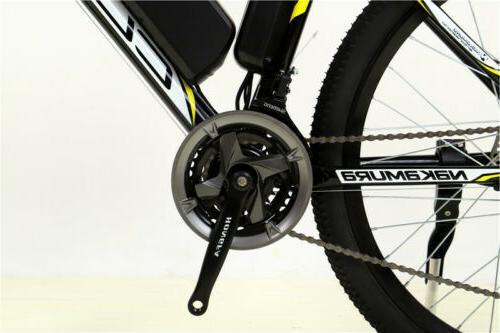 """26"""" 12Ah Mountain Bike Bicycle EBike E-Bike"""