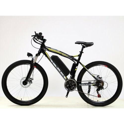 "26"" Mountain Bike EBike Removable"