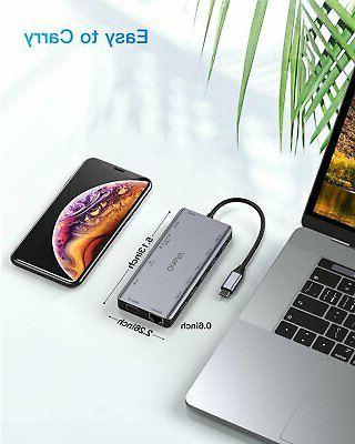 Octo 13-in-1 Hub - Universal Hub for Laptops USB Type C