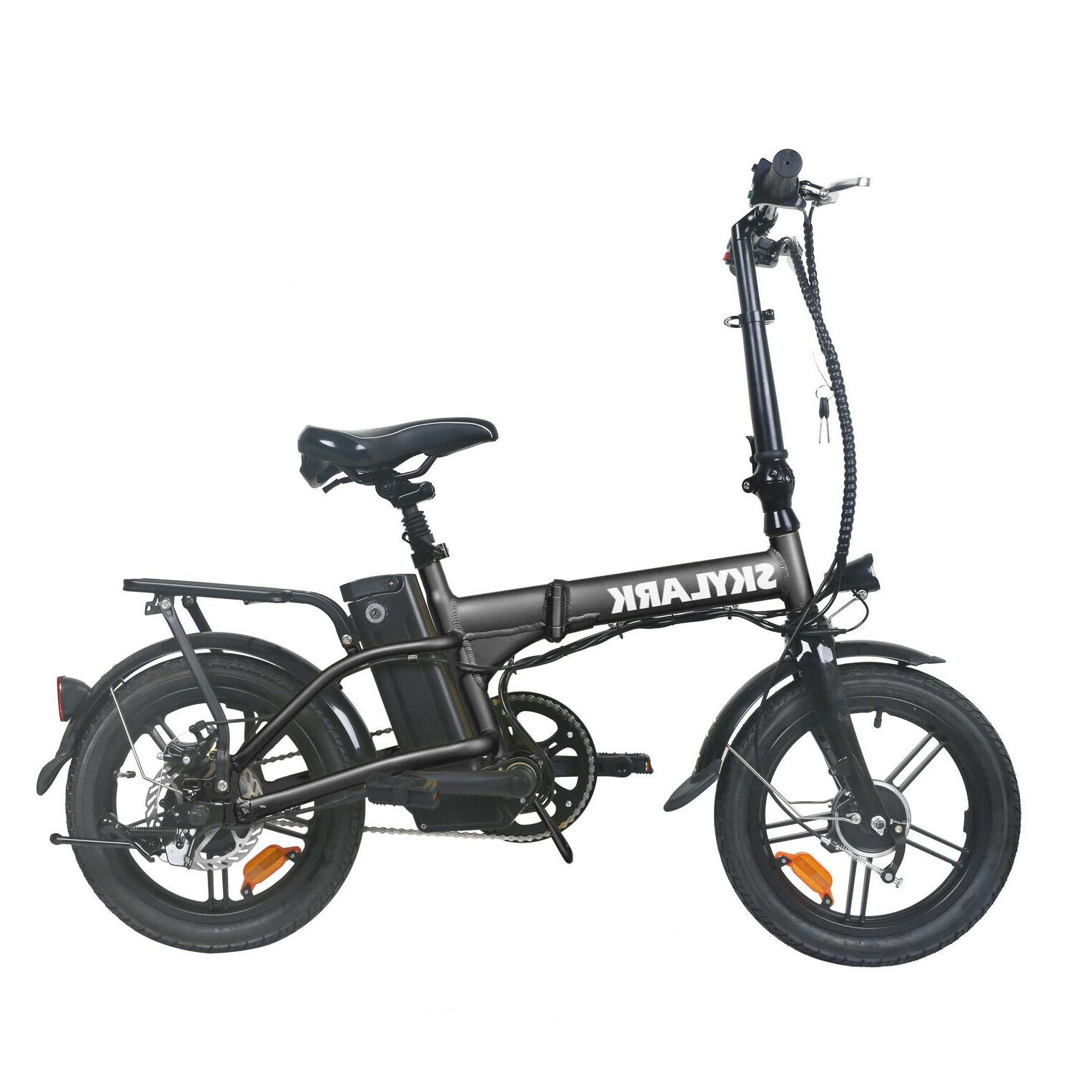 NAKTO Bike 250W 10Ah Moped Bicycle