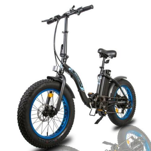 20 500w 12 5ah folding electric bicycle