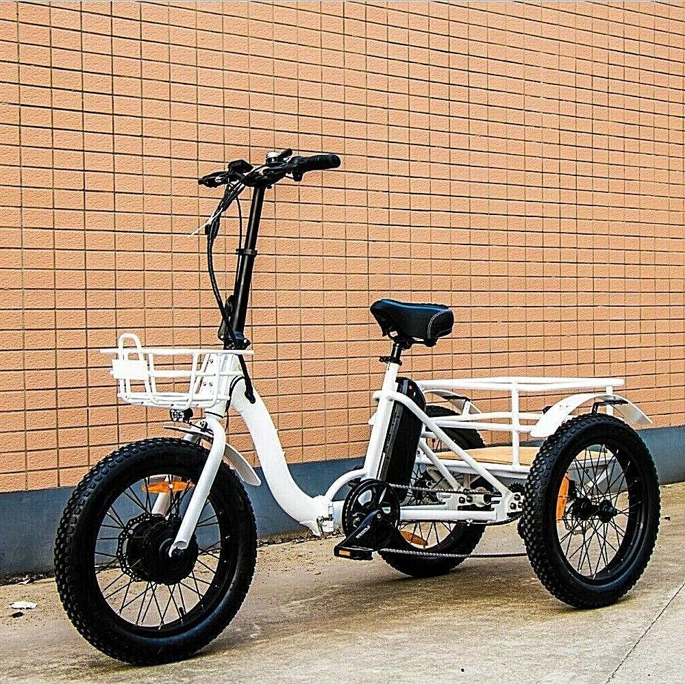 "Eunorau 20"" City NEW TRIKE E-Bike"