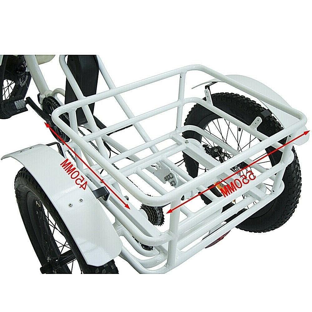 Eunorau NEW TRIKE E-Bike