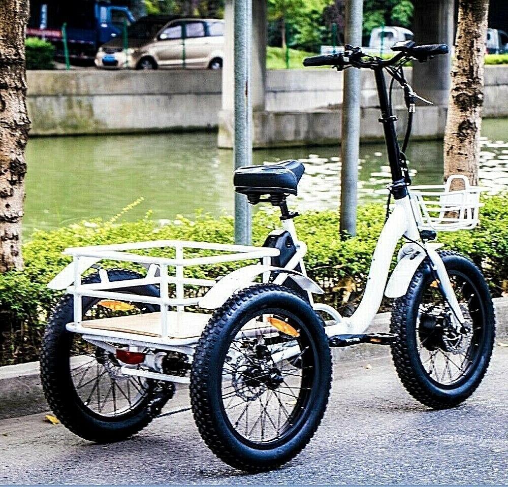 20 city model new trike e bike
