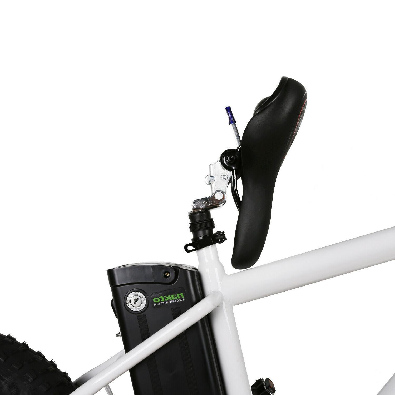 "20"" Tire Mountain City E-bike"