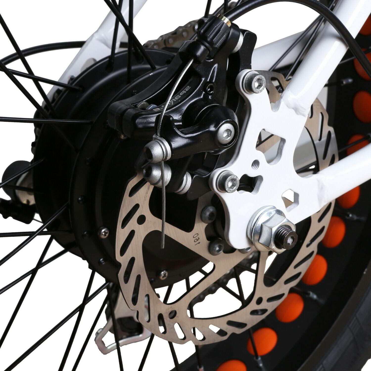 """20"""" Tire Bicycles 300W City"""