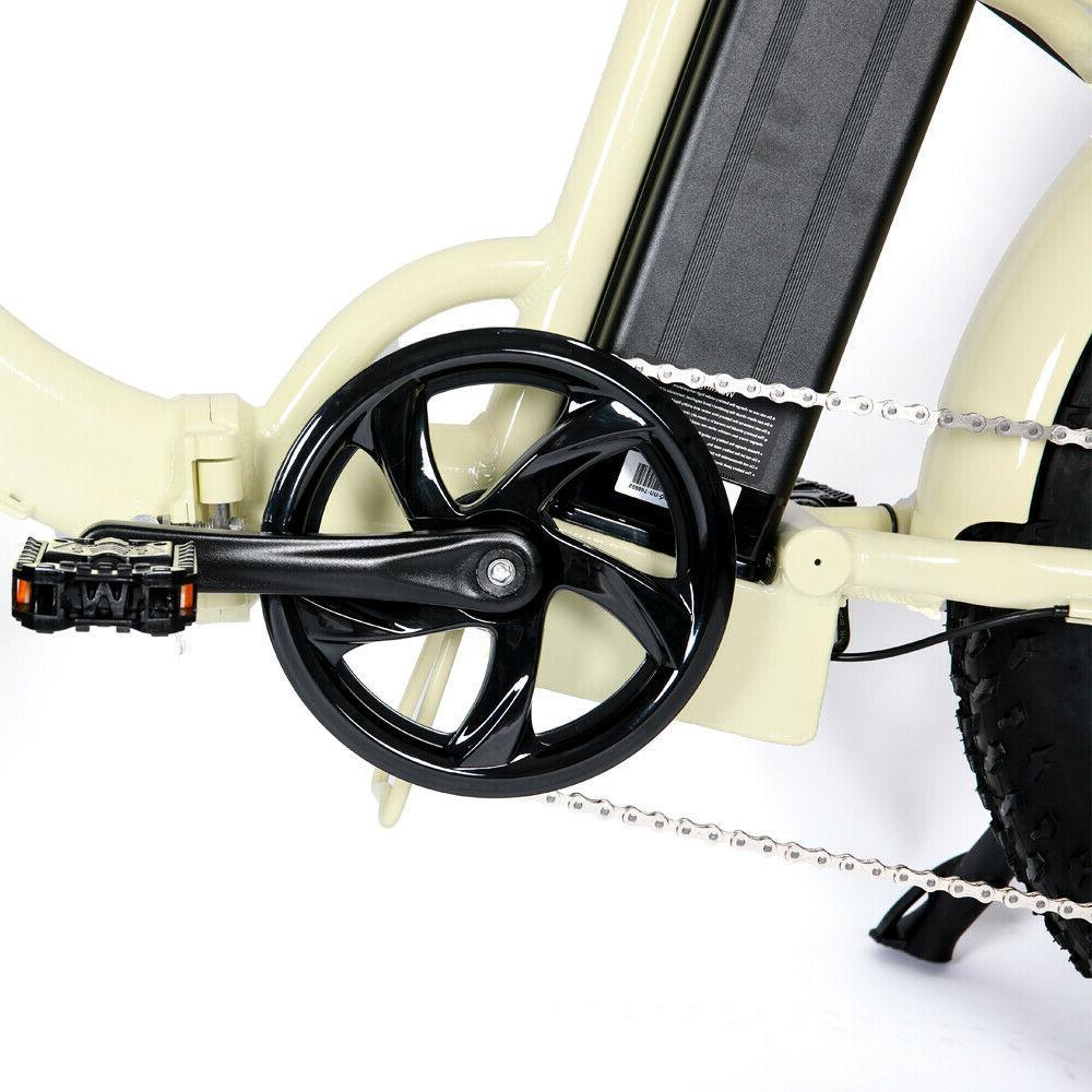 Eunorau Fat Tire Model E-FAT-STEP