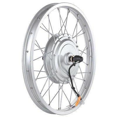 36V 750W Wheel Bicycle Hub Motor Conversion for 20x1.95-2.5