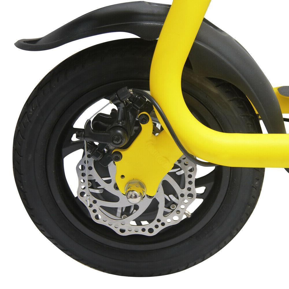 2020 350Watt Scooter Electric Bike for Teenager Adult