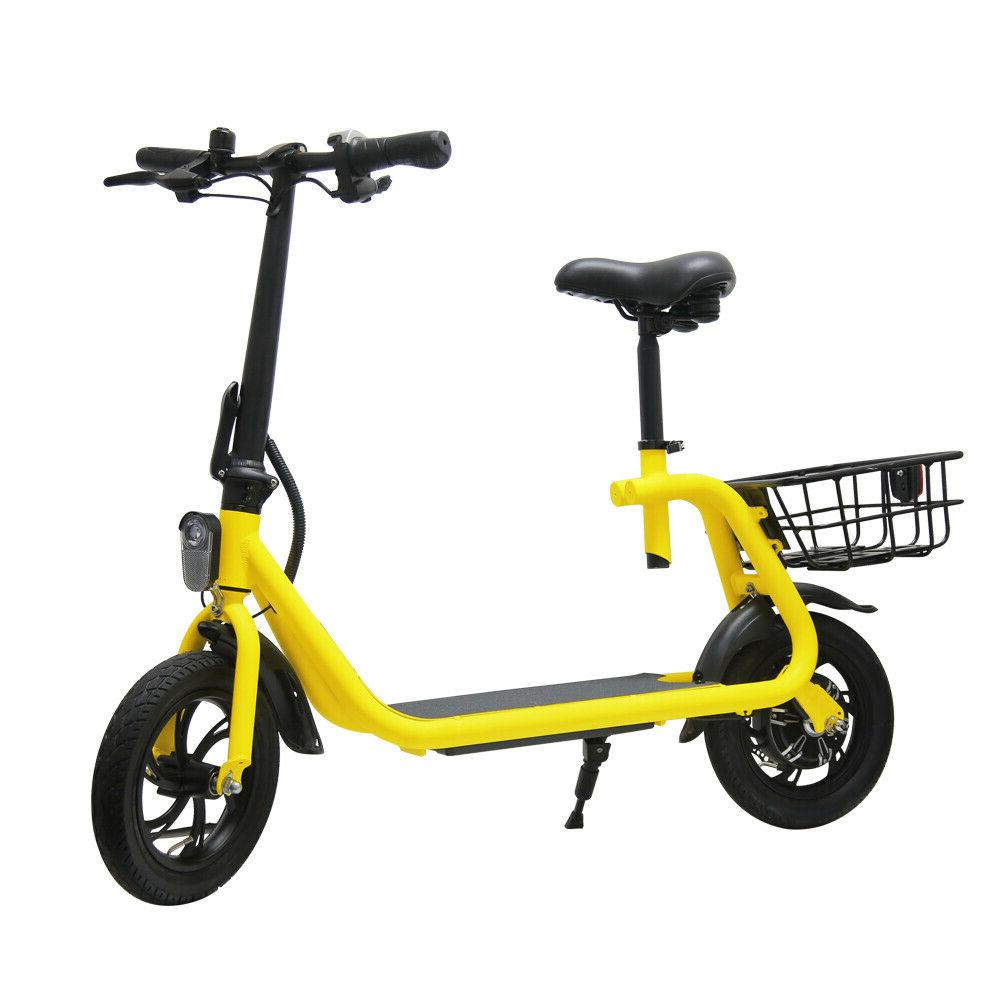 2020 350watt electric scooter electric bike