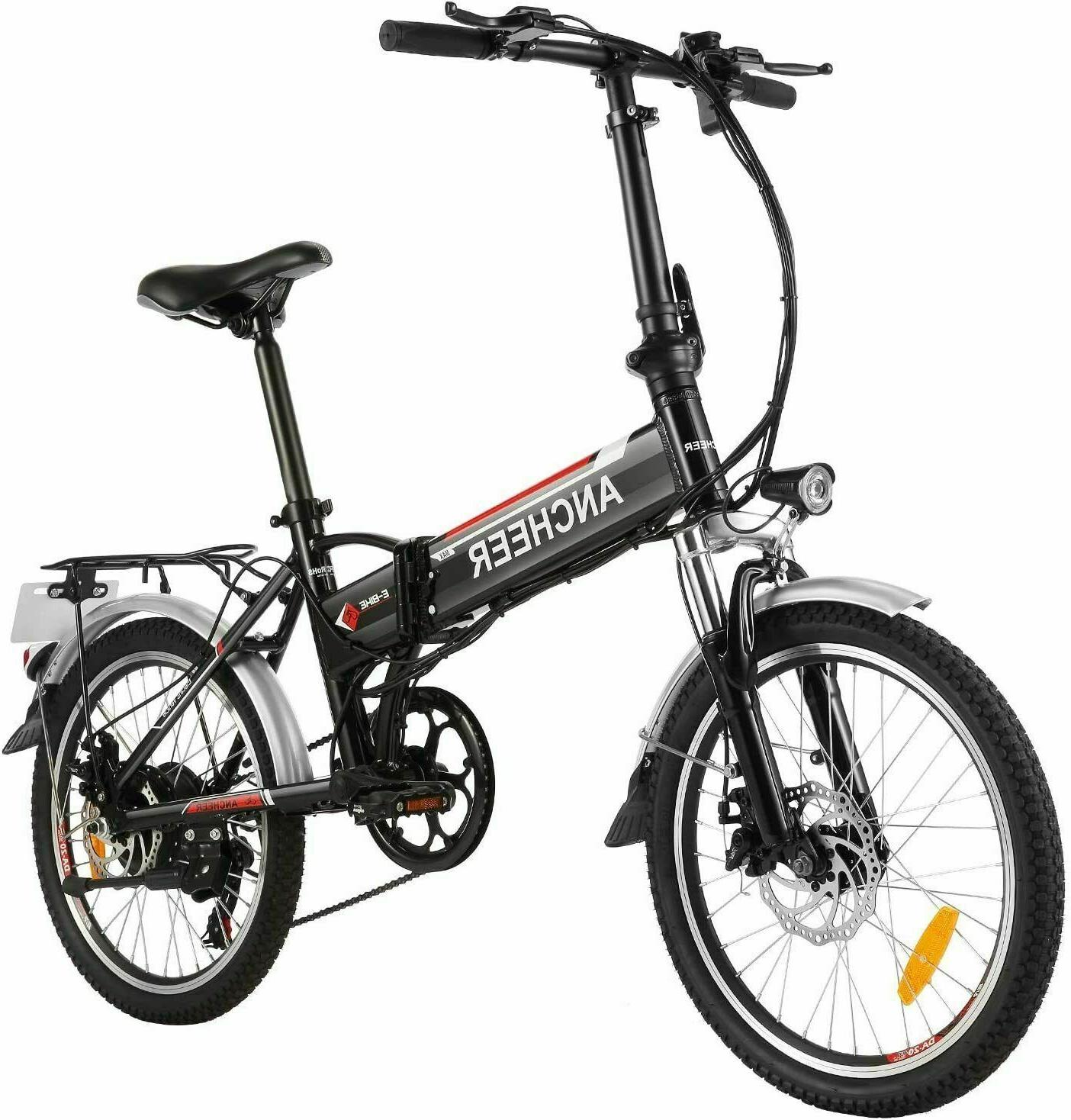 20INCH Electric City 36V Battery Bicycle