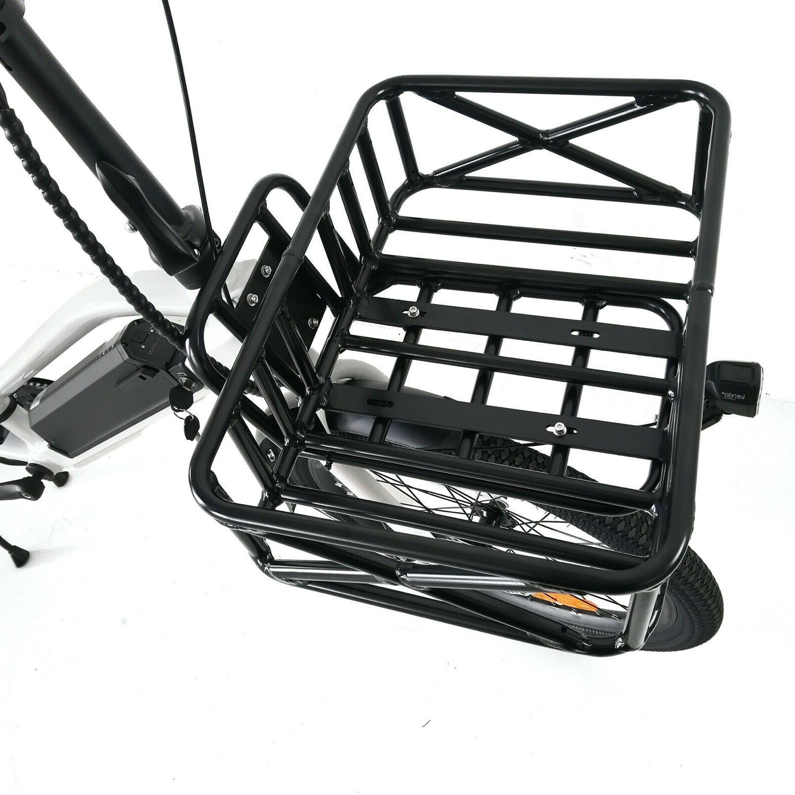 Model MAX-CARGO E-Bike
