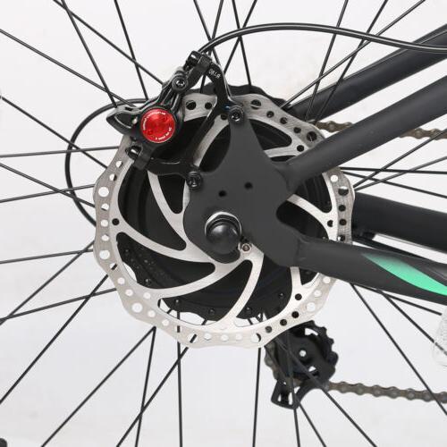 "26"" Tire Mountain Bike Bicycle LCD"
