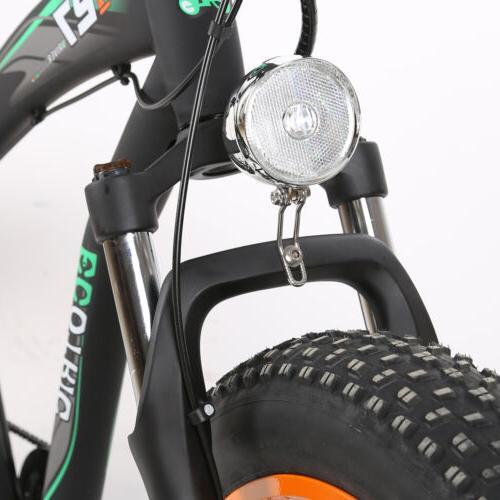 """26"""" Tire Mountain Bike EBike E-Bike LCD"""