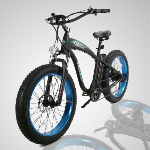 "26"" Electric E-Bike"