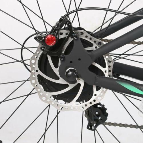 "26"" 1000W Electric E-Bike Removable battery"