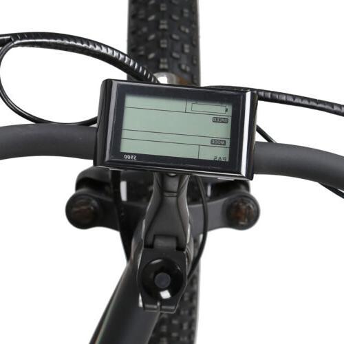 "26"" 1000W 48V Mountain Electric Bike E-Bike"