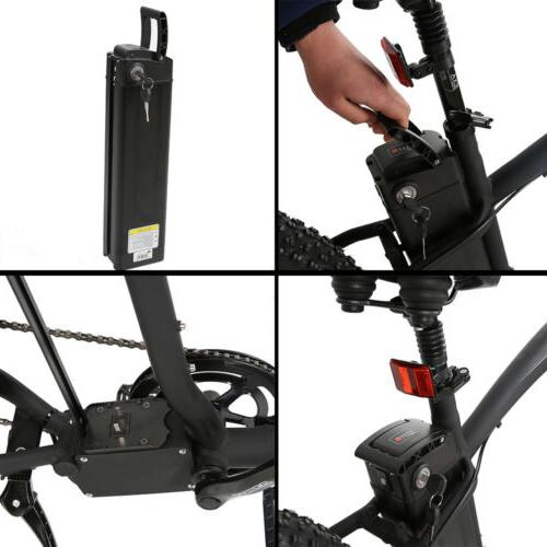 """26"""" 1000W Electric Bicycle"""