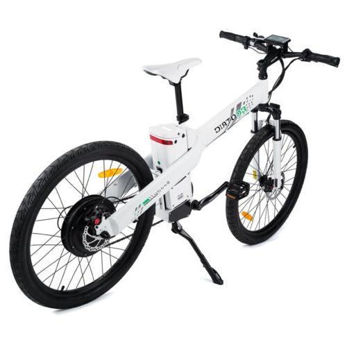 "ECOTRIC 26"" 1000W Mountain Electric Bicycle Ebike"